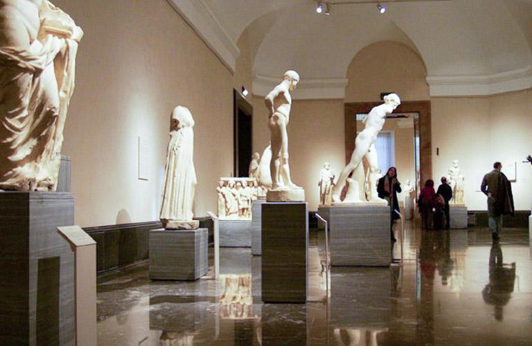 Statue-greche