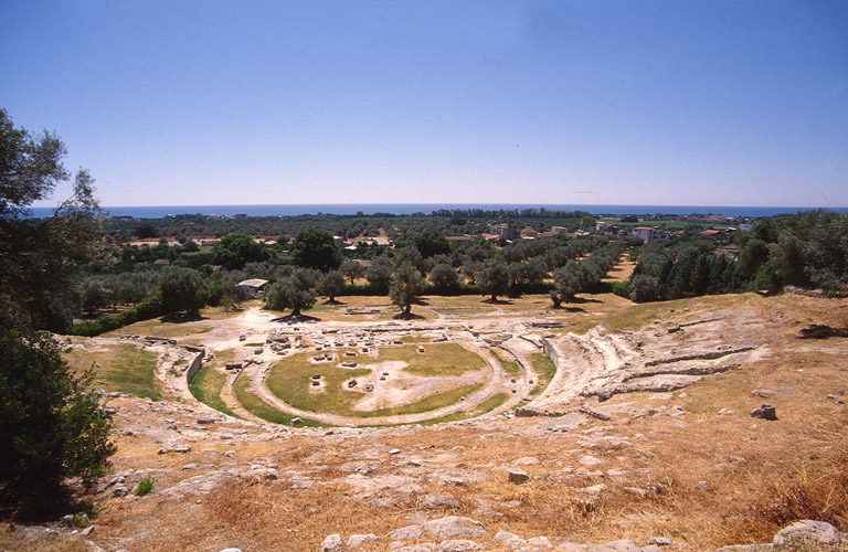 Teatro-greco-locri