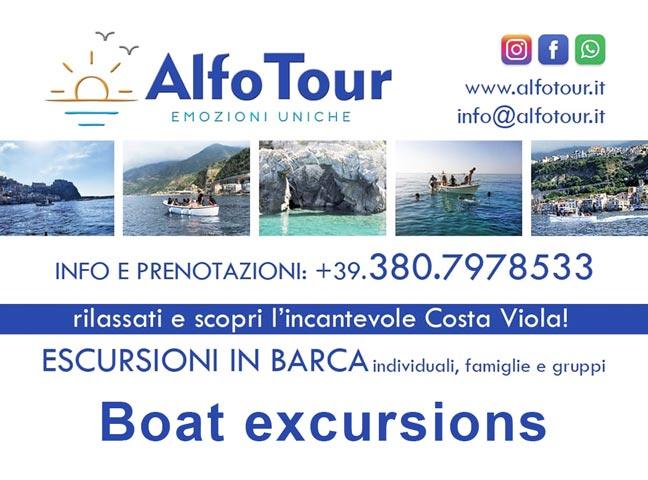 Boat excursions-AlfoTour